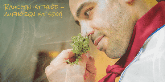 Beitragsbild: Mit dem Rauchen aufhören! Deine Sinne wieder entdecken!