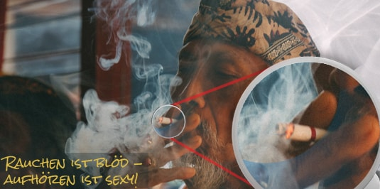 Artikelbild: Sofortmaßnahmen - Intelligent weniger Rauchen!